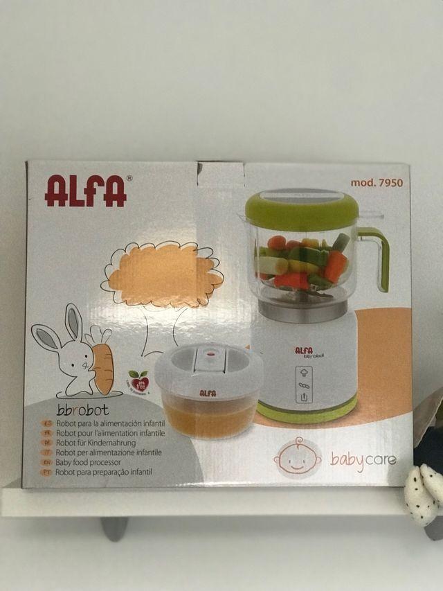 Robot Cocina alimentación infantil