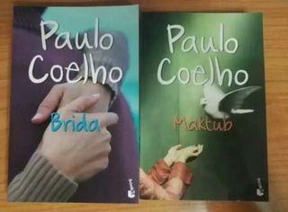 Libros Paulho Coelho