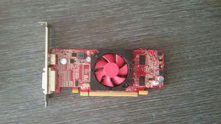 Tarjeta gráfica AMD 1gb hdmi