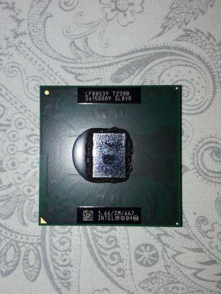 Procesador Intel® Core Duo T2300