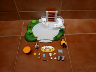 Heladeria Playmobil 2007