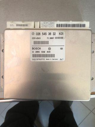 Centralita ESP + BAS Control