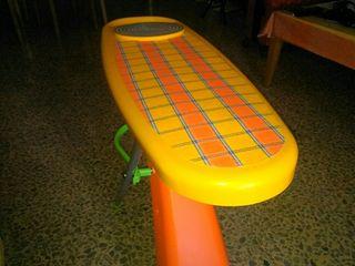 Juguete Tabla planchar plegable