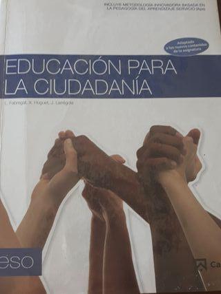Educación para la ciudadanía 2° eso