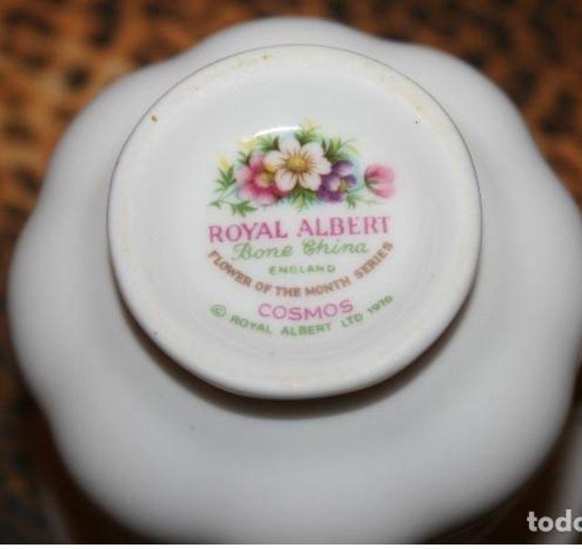 Juego de té Royal Albert