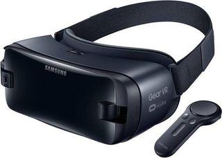 Usado, gafas Samsung Gear VR y mando segunda mano  España
