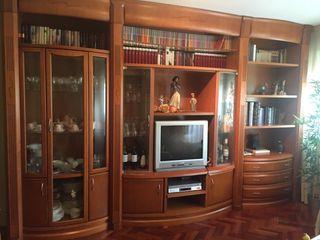 Mueble boisserie madera