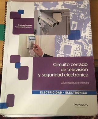 Libros de grado medio de telecomunicaciones
