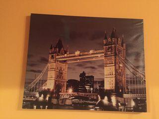 Cuadro lienzo Londres