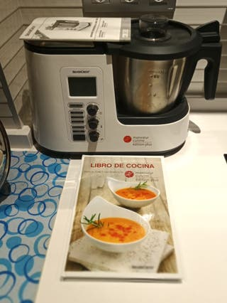 Monsieur cuisine plus de segunda mano en wallapop - Robot de cocina monsieur cuisine plus ...