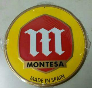 Cartel de Montesa