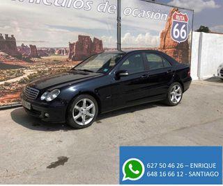 Mercedes Clase C 220 - CDI SPORT EDITION