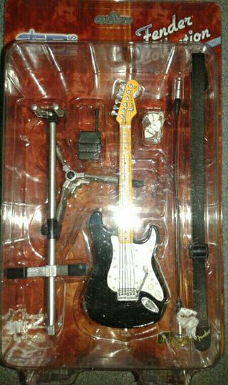 Maqueta guitarra Fender oficial
