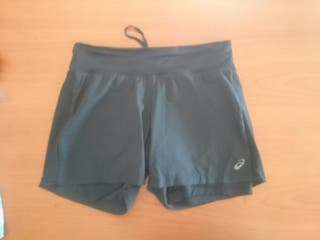 Tallam Por Deportivo 20 Segunda Mano Asics De Pantalon Mujer Corto Tc31JlKF