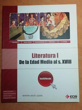 literatura de la edad media al siglo xviii.