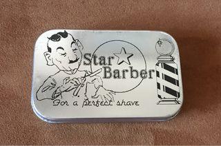 Caja Star Barber