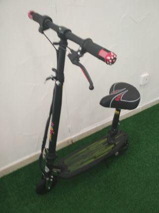 Patinete eléctrico infantil monopatín scooter 120W