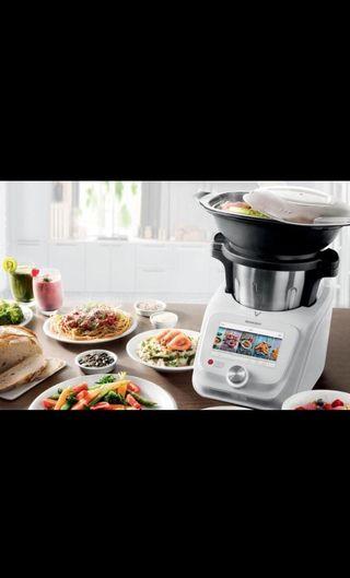 Robot Culinaire Silvercrest Monsieur Cuisine Connect Frontaliers