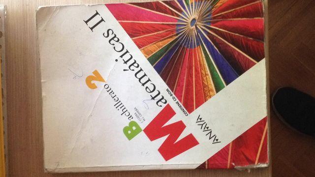Libro matemáticas de segunda mano por 5 € en San Sebastián