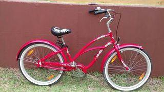 Bicicleta de paseo electra