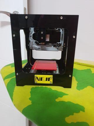 máquina grabadora laser Neje