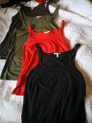 camisetas tirantes old navy