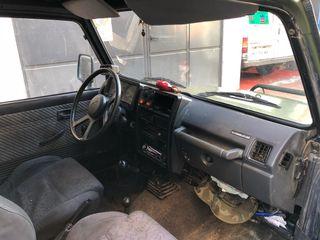 Suzuki Samurai 1984