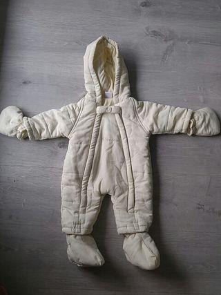 abrigo 3 m mono cuerpo entero