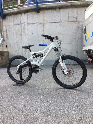 Bicicleta Downhill P