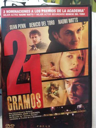 Película 21 Gramos