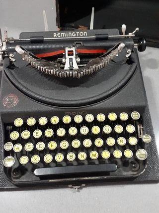 Máquina escribir Remington