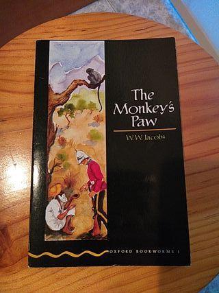"""Libro """"The Monkey's Paw"""""""