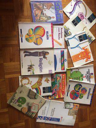 Libros primaría