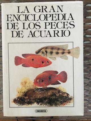 Libros de peces de acuario
