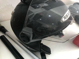 Cascos moto