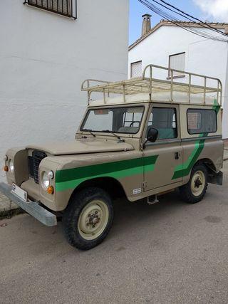 Land Rover Santana 1988