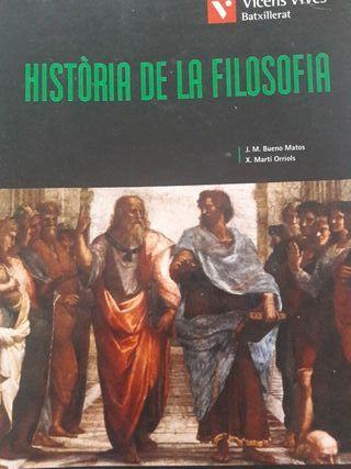 libro història de la filosofia