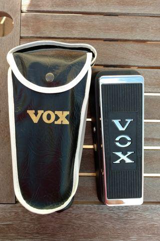 Pedal wah wah vox v847