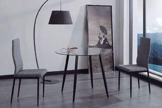 Mesa comedor redonda 100cm