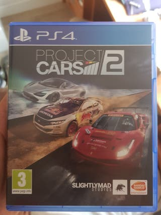 Juego PS4 Project Cars 2