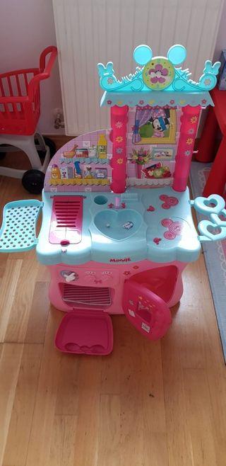 Cocinita de Minnie Mouse