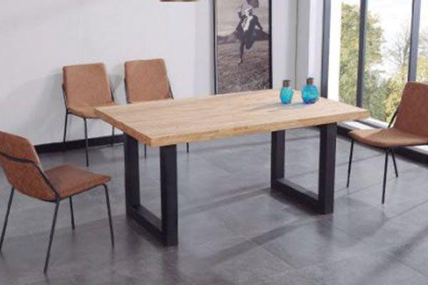 Mesa comedor industrial 160cm de segunda mano por 263 € en Valencia ...