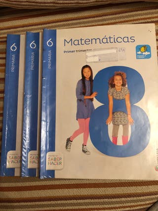 Libros Colegio 6 primaria Colegio NUEVA CASTILLA