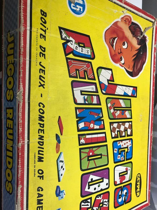 Juegos Reunidos Geyper Anos 80 De Segunda Mano Por 25 En Alcasser