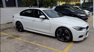 """LLANTAS 19"""" BMW M4 CON NEUMÁTICOS"""