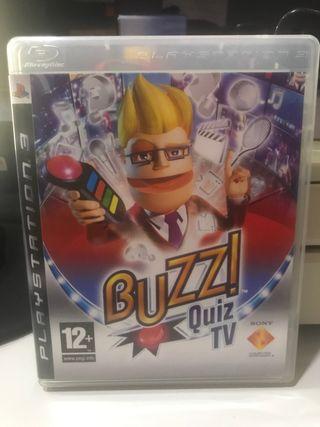 Buzz Quiz Tv Ps3