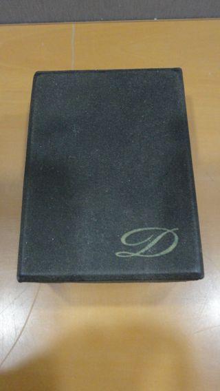 Mechero encendedor Dupont + Certificadoy estuche