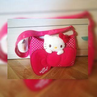 Bolso de la hello kitty