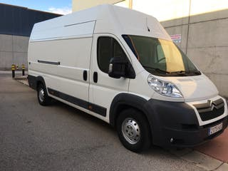 Citroen Jumper 35 L4H3 hdi 120 heavy