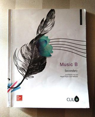 Libro Music B 2ESO